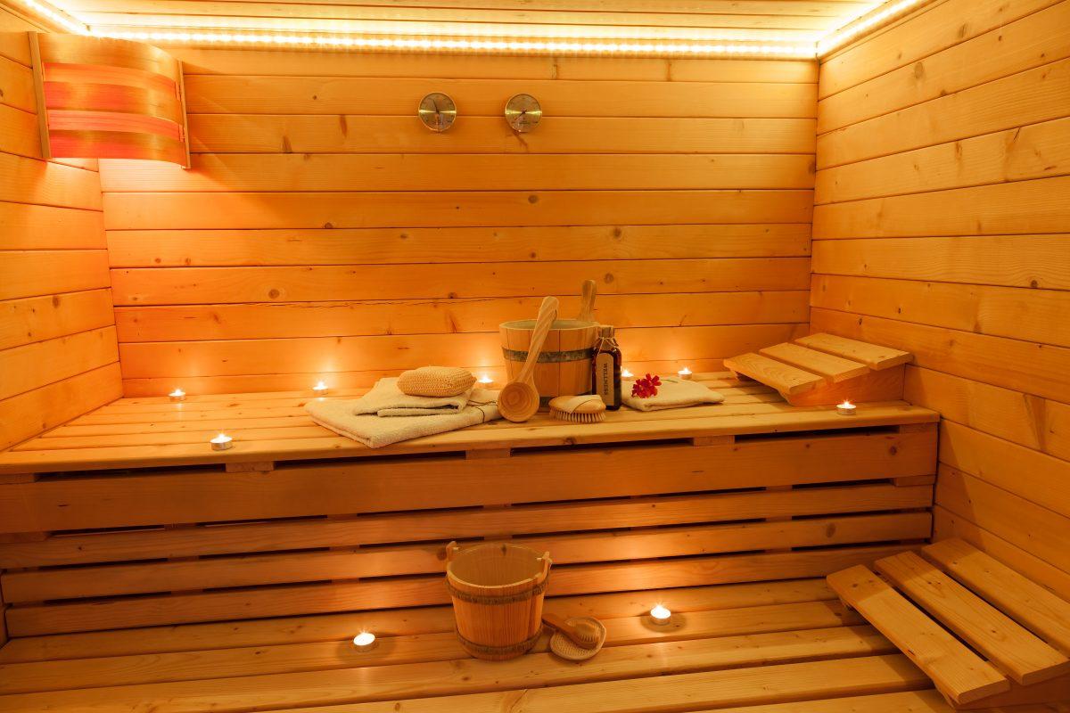 Finsk Bastu Sauna