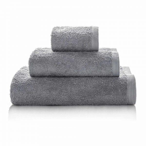 Handdukar New Plus Magnetic Grey