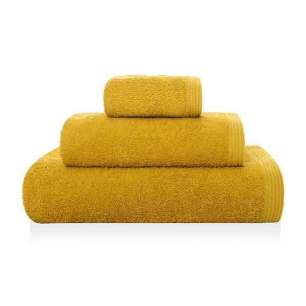 Handdukar New Plus Mustard