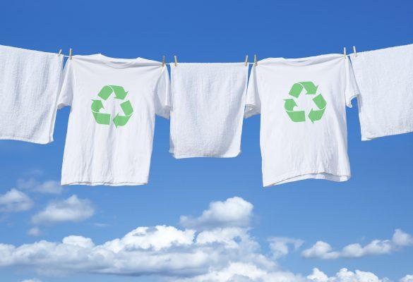 Miljövänliga handdukar