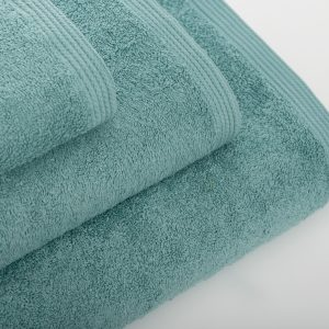 New Plus Handduk Mintgrön