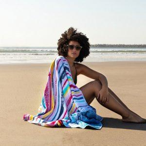 Summertime Strand & Badhandduk