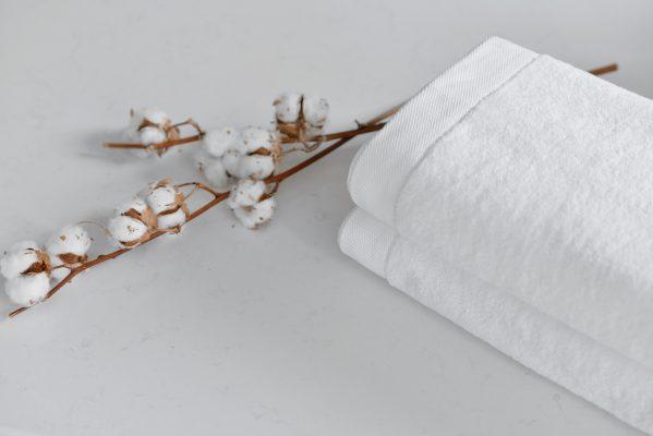 Vita handdukar Elegance