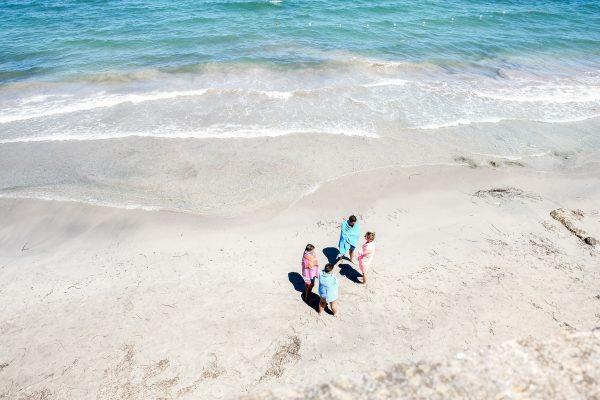 Strandhanddukar